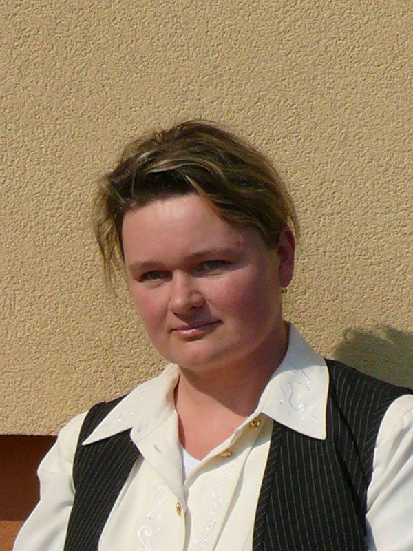 Na zdjęciu Agata Górowska