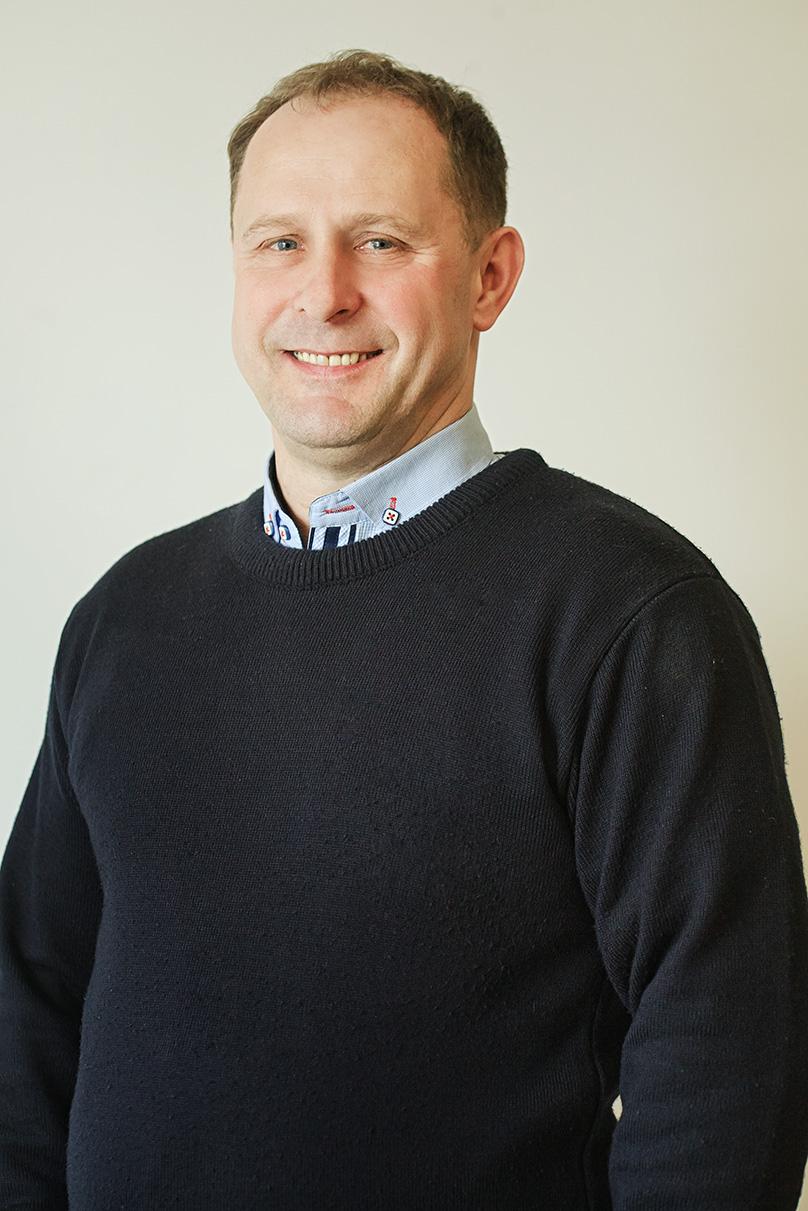 Na zdjęciu Leszek Grzegorzek