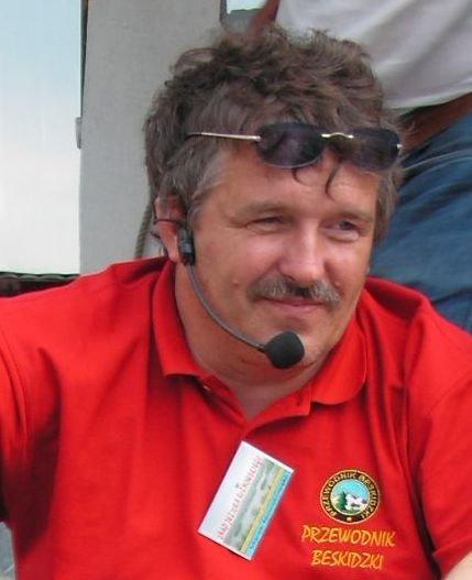 Na zdjęciu Marek Nowakowski.