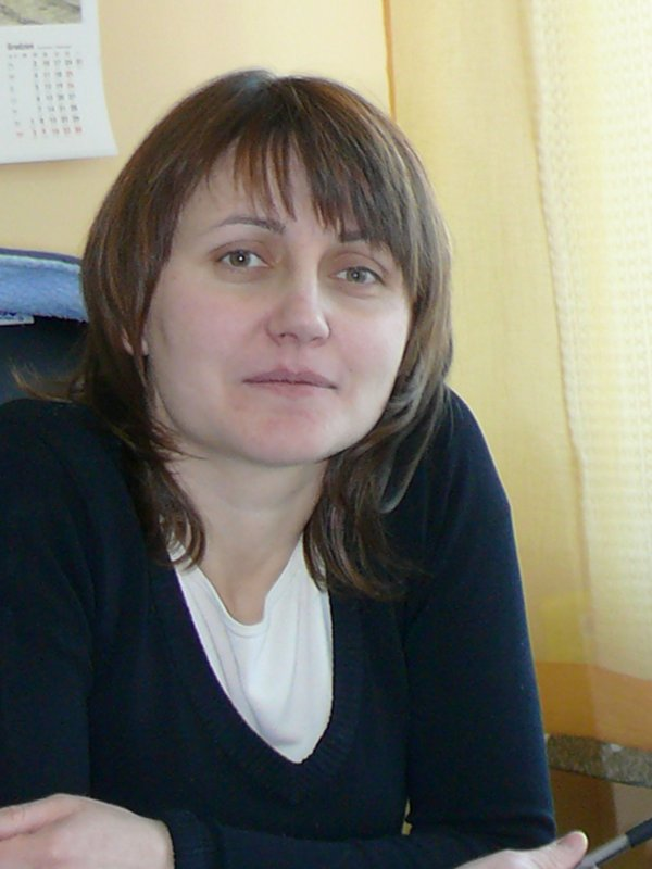 Na zdjęciu Renata Chochorowska