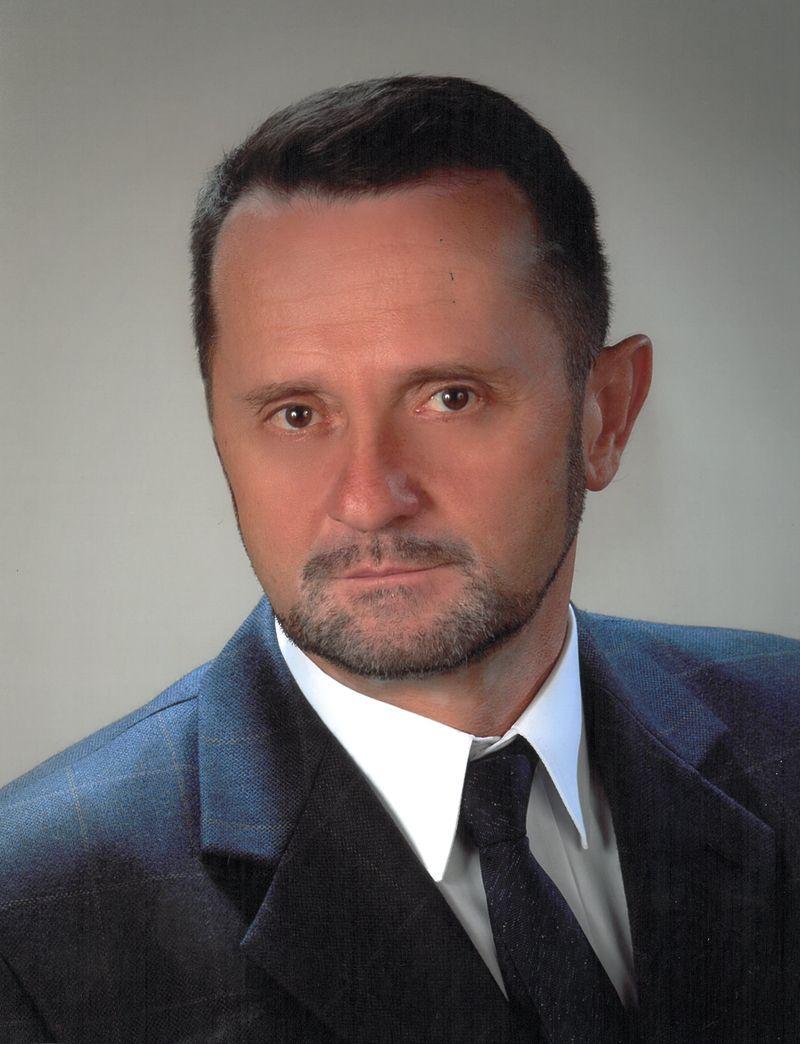 Na zdjęciu Zbigniew Gąska